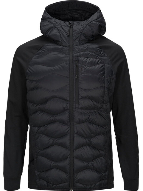 Peak Performance M's Helium Hood Jacket Black